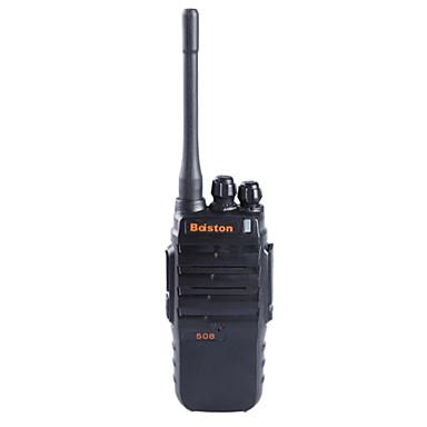 baiston BST-508 profesional super-putere impermeabil rezistent la căderi de 6W walkie talkie - negru