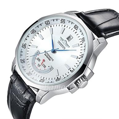 WINNER Masculino Relógio Elegante Relógio de Pulso relógio mecânico Automático - da corda automáticamenteCalendário Impermeável Relógio