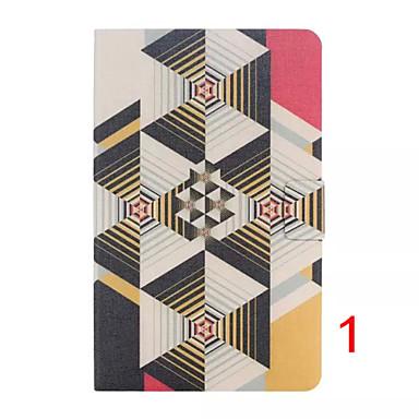 Για Samsung Galaxy Θήκη Θήκη καρτών / με βάση στήριξης / Ανοιγόμενη / Με σχέδια tok Πλήρης κάλυψη tok Κινούμενα σχέδια Συνθετικό δέρμα