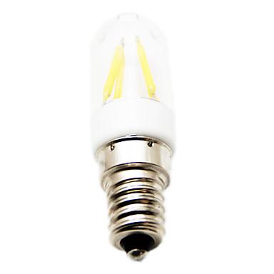 E14 LED-gloeilampen T 3 COB 2801 lm Warm wit AC 220-240 V 1 stuks