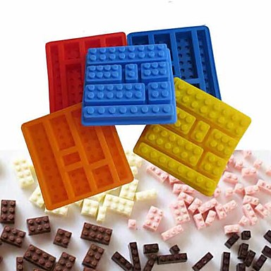 Ferramenta de decoração para Candy Chocolate Bolo Silicone Amiga-do-Ambiente Alta qualidade