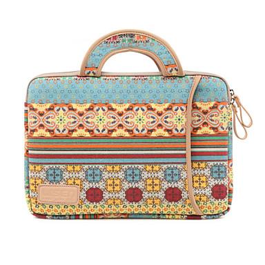 bohemia stílusban védőtok laptop táskából, MacBook Air MacBook Pro 13,3 13,3 / 15,4