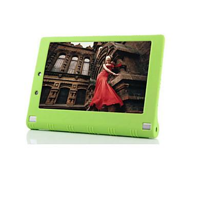 케이스 제품 Lenovo 뒷면 커버 태블릿 케이스 한 색상 소프트 실리콘 용