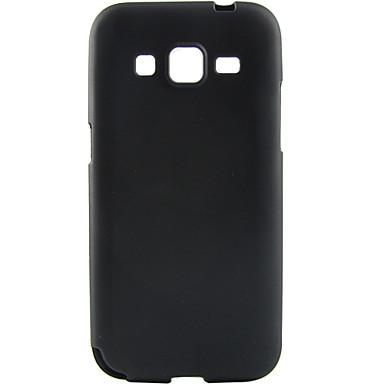 Case Kompatibilitás Samsung Galaxy Samsung Galaxy tok Ütésálló Fekete tok Tömör szín TPU mert Core Prime