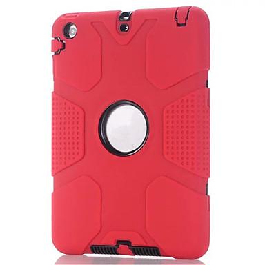 Case Kompatibilitás iPad Mini 3/2/1 Ütésálló Héjtok Páncél Szilikon mert iPad Mini 3/2/1