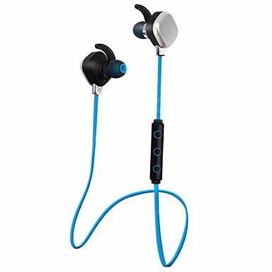 귀에 무선 헤드폰 Aluminum Alloy 스포츠 및 피트니스 이어폰 볼륨 컨트롤 마이크 포함 헤드폰