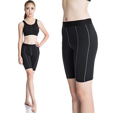 Női Kratke hlače za trčanje Gyors szárítás Tömörítés Upijanje znoja Kompressziós ruházat Kerékpározás Tights Leggingek Alsók mert Jóga