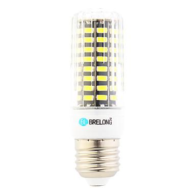 9W 800lm E26 / E27 LED 콘 조명 T 80 LED 비즈 SMD 따뜻한 화이트 차가운 화이트 220-240V