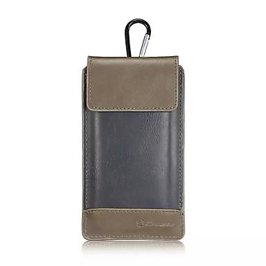 은하 S6 가장자리 플러스 / S7 / S7 에지 지갑 전화 케이스 커버 벨트 클립을 정지 caseme 보편적 인 PU 가죽 야외 허리