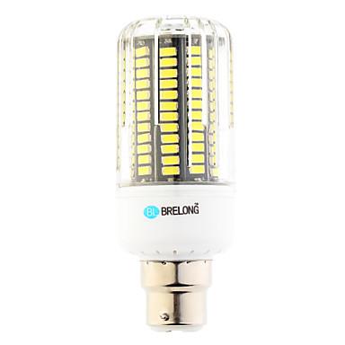 12W 1000lm B22 LED 콘 조명 T 136 LED 비즈 SMD 따뜻한 화이트 차가운 화이트 220-240V