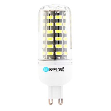 7 W 600 lm G9 LED kukorica izzók T 64 led SMD Meleg fehér Hideg fehér AC 220-240V
