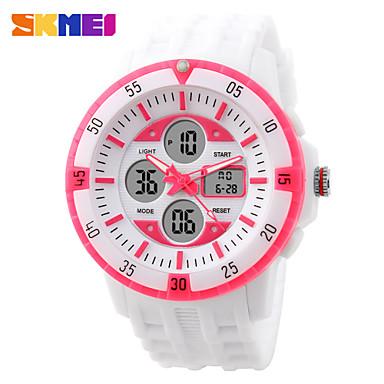 Damen Digitaluhr Sportuhr Kleideruhr Smart Watch Modeuhr Armbanduhr Einzigartige kreative Uhr Chinesisch digital Kalender Wasserdicht