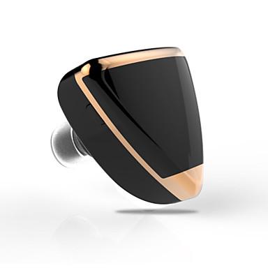 삼성 아이폰 용 마이크와 스마트 음성 제어 스테레오 무선 4.0 블루투스 헤드셋 이어폰을 취소 미니 잡음