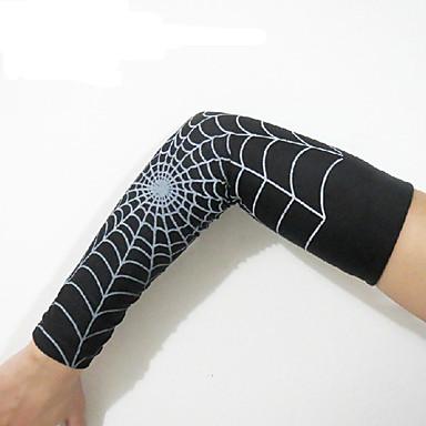 팔꿈치 스트랩 스포츠 지원 통기성 스노우보딩 / 요가 / 태권도 / 복싱 블랙 페이드