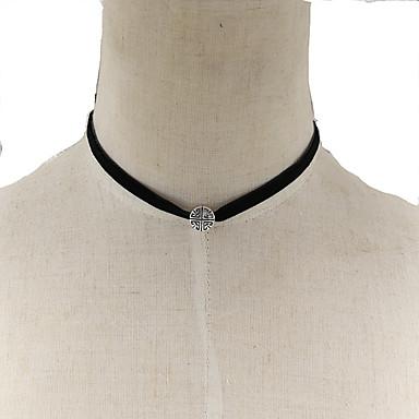 여성용 초커 목걸이 합금 초커 목걸이 ,