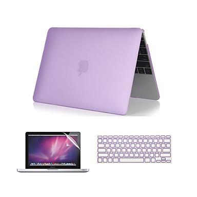 MacBook 케이스 용 한 색상 투명 ABS MacBook Pro 15인치 레티나 MacBook Pro 13인치 레티나