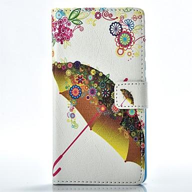 용 화웨이 케이스 / P9 / P9 Lite 지갑 / 카드 홀더 / 스탠드 케이스 풀 바디 케이스 카툰 하드 인조 가죽 Huawei 화웨이 P9 / 화웨이 P9 라이트