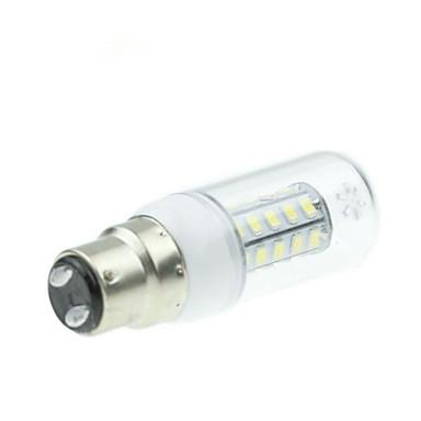 SENCART 5W 450-480lm E14 / G9 / B22 Lâmpadas Espiga T 36 Contas LED SMD 5730 Branco Quente / Branco Natural 12V