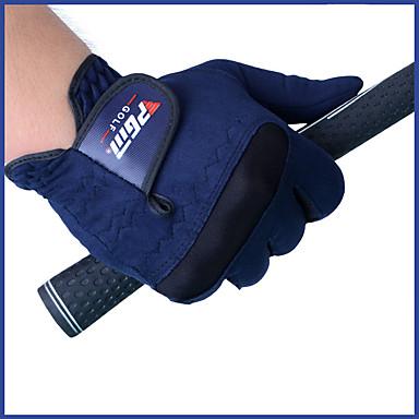 PROMEND 모든 손가락 남성용 따뜨하게 유지 내구성 미끄럼 방지 골프 장갑 스판덱스 스판덱스