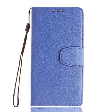 케이스 제품 소니 Z5 / 소니 엑스 페리아 Z5 소형 / Sony Xperia Z5 / 엑스페리아XA / Xperia X 지갑 / 카드 홀더 / 스탠드 전체 바디 케이스 솔리드 하드 PU 가죽 용 Sony Xperia Z5 / Sony