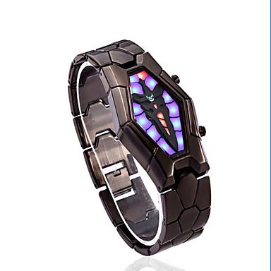 31 * 50 * 11 mm-es specifikáció ötvözet anyaga intelligens elektronikus óra