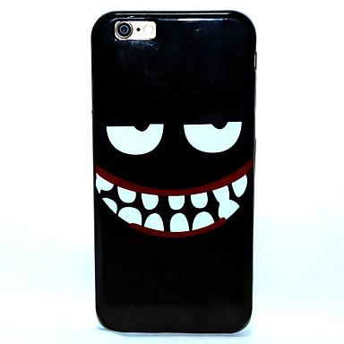 Kompatibilitás iPhone 5 tok tokok Minta Hátlap Case Rajzfilm Puha Hőre lágyuló poliuretán mert iPhone SE/5s iPhone 5
