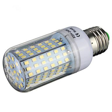 YWXLIGHT® 1pc 6 W 600-700 lm E14 / B22 / E26 / E27 LED Mais-Birnen T 126 LED-Perlen SMD 2835 Dekorativ Warmes Weiß / Kühles Weiß 220-240 V / 1 Stück / RoHs