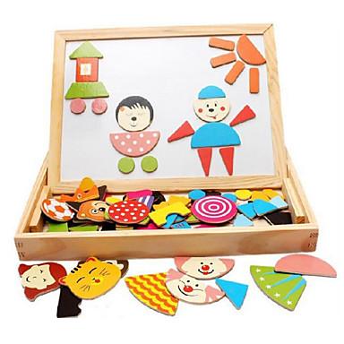 Mágneses játékok Darabok MM Mágneses játékok Fejlesztő játék Executive Toys Puzzle Cube Ajándék