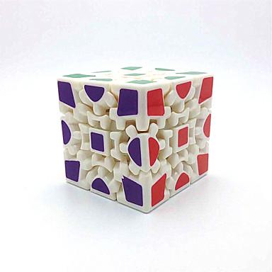 루빅스 큐브 기어 3*3*3 부드러운 속도 큐브 매직 큐브 퍼즐 큐브 전문가 수준 속도 ABS 광장 새해 어린이날 선물