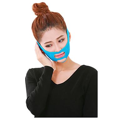 Teljes test Arc Masszírozó Kézi Shiatsu Szépség Tedd arca vékonyabb Állítható dinamika Akril Anyag Pamut