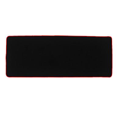 300 * 780 * 5mm szuper nagy egérpad vízálló gaming egérpad zár széle desktop / laptop / számítógép fekete