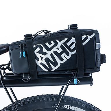 Kerékpáros táska 5LTúratáska csomagtartóra/Kétoldalas túratáska Válltáska Túratáskák csomagtartóra Vízálló Ütésálló ViselhetőKerékpáros