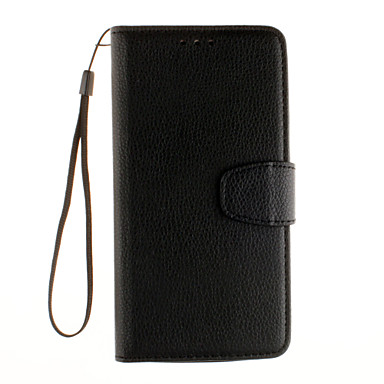 A dombornyomott bőr pénztárca marad nyitva iphone6 / 6s / 6plus / 6splus