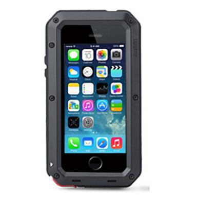 Pouzdro Uyumluluk iPhone 4/4S / Apple Arka Kapak Sert Metal için iPhone 4s / 4