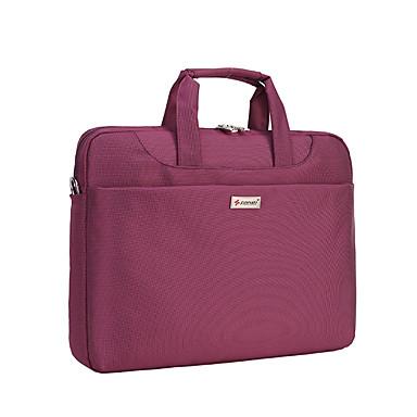 fopati® 14 colos laptop táska / zsák / hüvely lenovo / mac / samsung fehér / szürke / lila / fekete