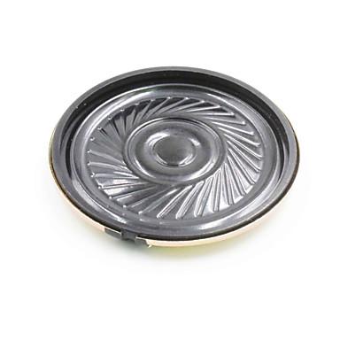 8ohm 0,5W 35mm diy hangszóró - bronz + fekete