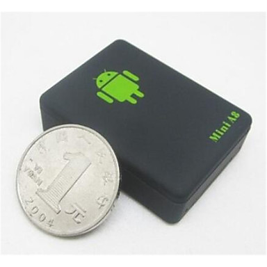 GPS트렉커 플라스틱 자동차 도난 방지 아이는 분실 방지한다 SOS 위치 기록 GPRS GSM