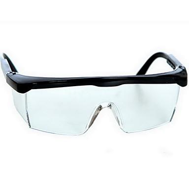 a 9988 le karimájú átlátszó anti-shock védő szemüveg szemüveg anti-szél laboratóriumi őrlés