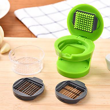 1 Kreatív Konyha Gadget Műanyag Fokhagyma eszközök