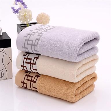 목욕 타올,자카드 고품질 100% 면 수건