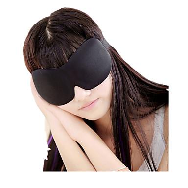 Masque de Sommeil de Voyage 3D Repos de Voyage Sans couture Respirabilité 1set pour Voyage