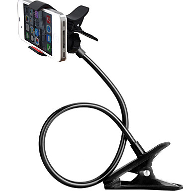economico Sostegni e supporti per cellulari-zxd360 gradi di rotazione universali lunghi bracci flessibili porta cellulare montaggio pigro clip-in stand titolare