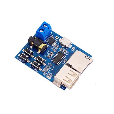 ieftine Module-mp3 lossless modul de decodare bord carte de disc cu tf u amplificator de putere