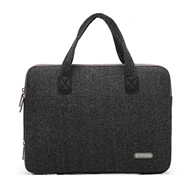 "cheap Laptop Cases-13.3"" 14.1"" 15.6""Woolen British Style Laptop Bag Notebook Computer Bags For Macbook/Dell/HP/Sony/Surface,etc"