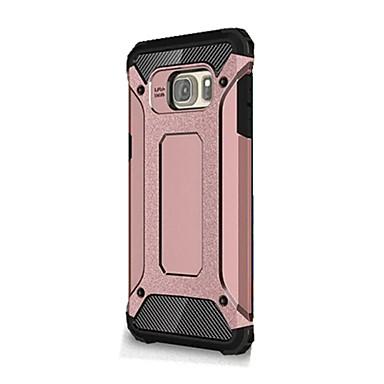 Недорогие Чехлы и кейсы для Galaxy Note 4-Кейс для Назначение SSamsung Galaxy Note 7 / Note 5 / Note 4 Защита от удара Кейс на заднюю панель броня Мягкий Силикон