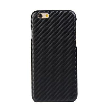 Mert iPhone 6 tok / iPhone 6 Plus tok Ultra-vékeny Case Hátlap Case Egyszínű Kemény PC AppleiPhone 7 Plus / iPhone 7 / iPhone 6s Plus/6