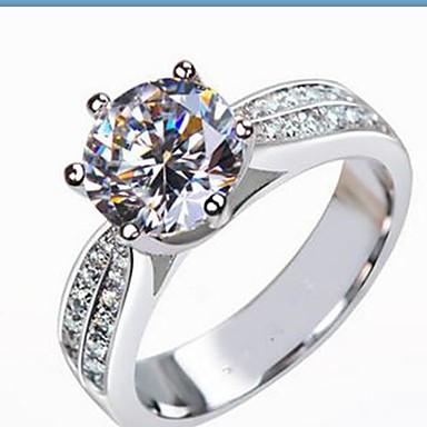 Női Karikagyűrűk Alkalmi Divat Réz Ékszerek Napi Hétköznapi