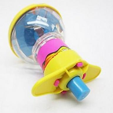 Búgócsiga Játékok Csillanás Világítás Földgömb Műanyag Darabok Gyermek Ajándék