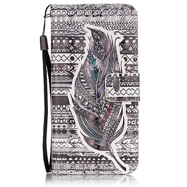 Teljes test Tárcatok / pénztárca / megfricskáz Tömör szín Műbőr Mekano Card Holder Tok AppleiPhone 6s Plus/6 Plus / iPhone 6s/6 / iPhone