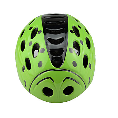 Gyermek kerékpáros sisak 21 Szellőzőnyílás Kerékpározás Állítható Városi Hegy Ultra könnyű (UL) Sportok Fiatalság Sűrű szakadásgátló EPS